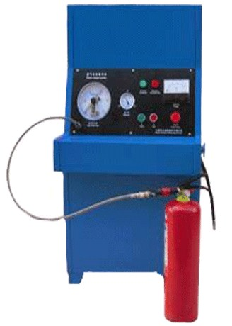 fire filling machine.3