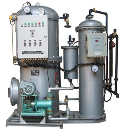 oil water seperator plant